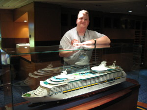 David Kriso, is a veteran cruise line agent in the New York area, and a published travel writer since 2011.