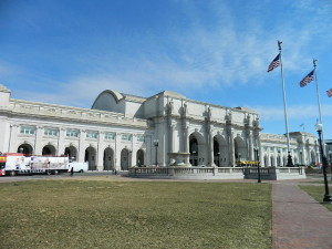 No Washington, DC visitor should take Union Station's beauty for granted. The building was constructed to be both a railroad terminal and a monument in one.