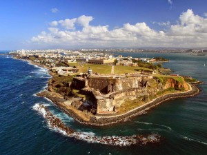 Puerto Rico is the Caribbean's most legendary destinations. In Old San Juan, Castillo Felipe del Morro sits proudly at harbor entrance.