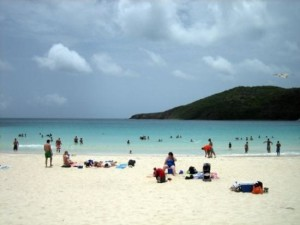 Located on the island of Culebra, Flamenco Beach is considered to be one of the top ten beaches in the Caribbean.