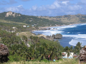 Known as the island's most famous fishing village, Bathsheba is located on the northeastern shore. It is situated in the parish of Saint Joseph.
