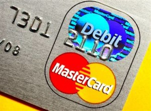 Debit cards and credit cards are two better choices of payment. Most cruise lines place a hold on debit card accounts.